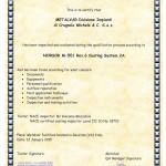 NORSOK-M-501-rev-6-Coating-System-2A